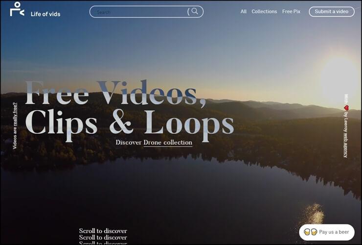 free stock video sites 3