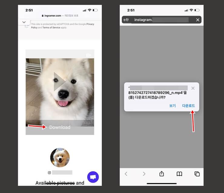 Download Instagram Videos 3