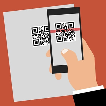 Specify qr code shortcuts on iPhone