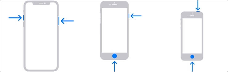 How to Capture on iPhone 1