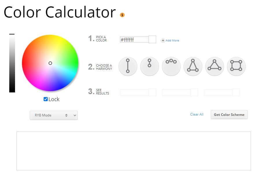 Color Combination Site 2
