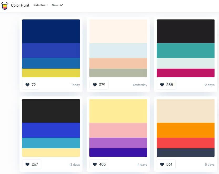Color Combination Site 3