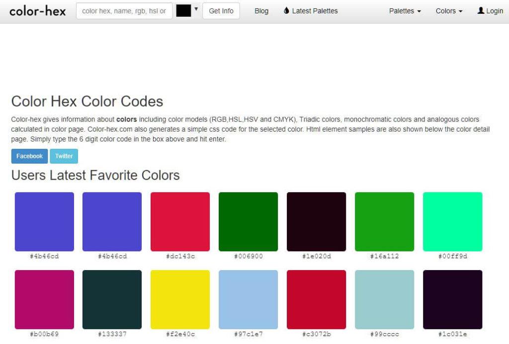 Color Combination Site 4