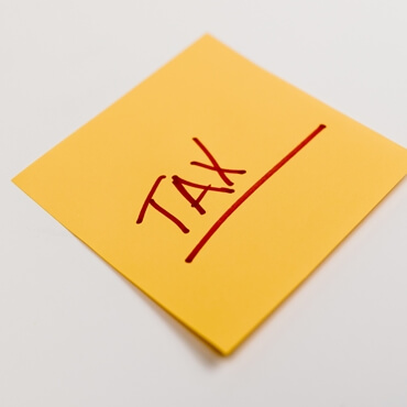 How to use tax points
